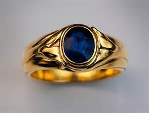 Bracelets With Initials Antique Blue Sapphire Gold Men S Ring Antique Jewelry Vintage Rings Faberge Eggs