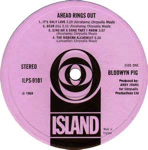 Record Labels Island Record Collector