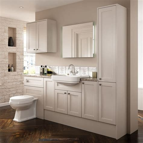 Rigid Fitted Bathroom Furniture Units For Sale   BBK Direct
