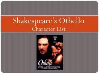 religious themes in othello ppt religion in othello powerpoint presentation id
