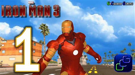 iron man official game android walkthrough