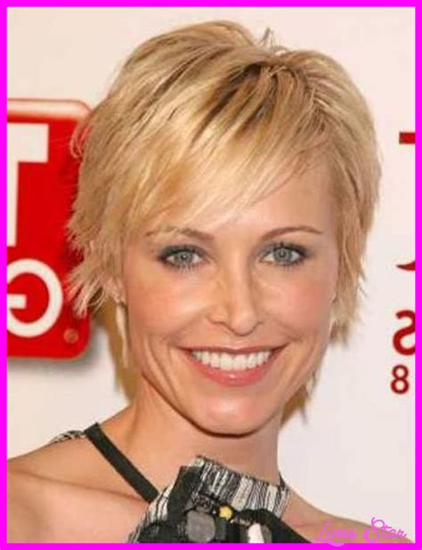 hairstyles for balding women short haircuts for thinning hair women livesstar com