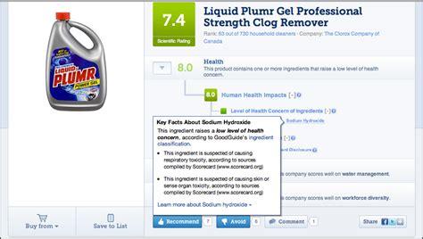 Tech for Toxics: Clorox, EPA Use Mobile Apps to Share Green Data   GreenBiz