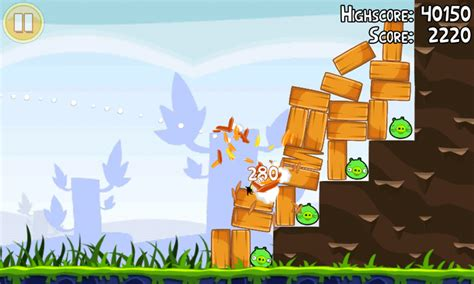 Angry Birds Isi 4 angry birds