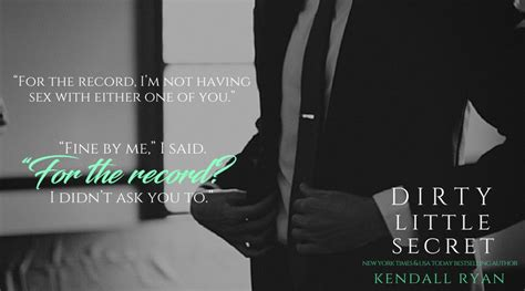 dirty rendezvous pretty 3936709653 fictional rendezvous book blog dirty little secret by kendall ryan excerpt reveal