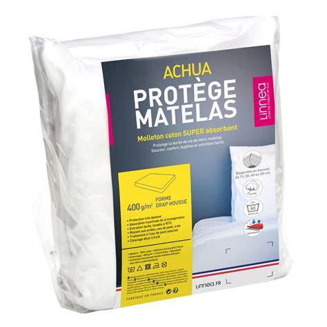 Protege Matelas 130x190 prot 200 ge matelas 130x190 achua molleton 100 coton 400g m2