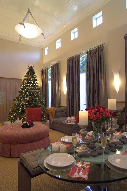 30 cosy christmas living room decorating ideas gravetics