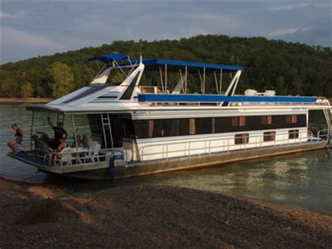 kentucky house boats dale hollow lake houseboat trip brad gibala