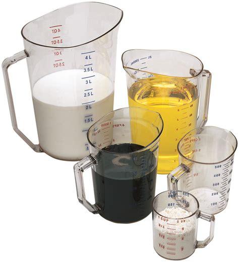 cuisine cup camwear 174 measuring cups cambro