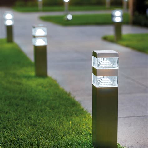 Outdoor Garden Lights 12v Gardenersdream 174 Outdoor Led 12v Cool White Garden Path Light Lighting Ebay