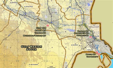 army corps  engineers iraq office locations map