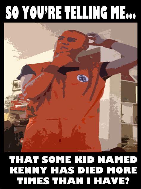 Krillin Meme - krillin meme krillin v kenny by badger4r on deviantart