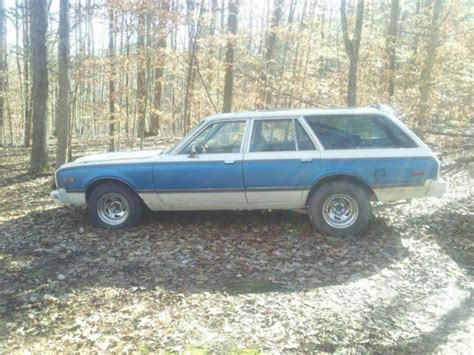 1978 plymouth volare wagon 1978 plymouth volare base wagon 4 door 5 2l