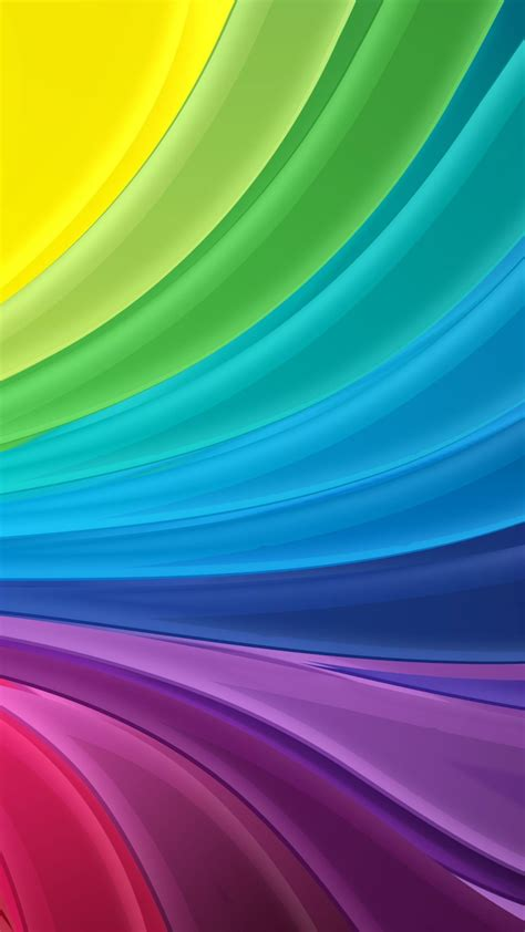 colorful wallpaper for samsung galaxy grand rainbow mobile wallpaper picture image