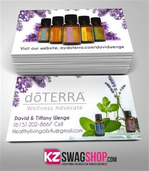 Doterra Gift Card - the 25 best doterra business cards ideas on pinterest diy party labels young