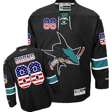 san jose sharks gear buy sharks apparel jerseys hats women s reebok san jose sharks 88 brent burns authentic