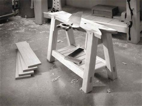chris schwarz saw bench get popular woodworking workbench plans project me