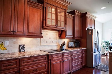 bridgewater cherry traditional kitchen other metro