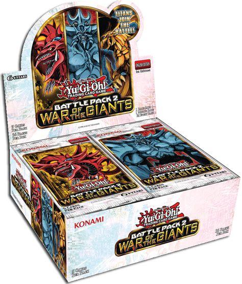 Yugioh Booster Battle Pack 2 War Of The Original battle pack 2 war of the giants yugioh pack simulator