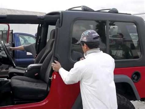 hardtop installation instructions for small suv and sport