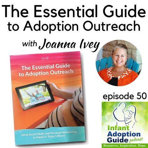 the essential guide to iag 050 the essential guide to adoption outreach infant adoption guide