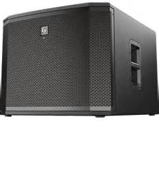 Supreme Sp 989 Active Speaker electro voice dj speakers