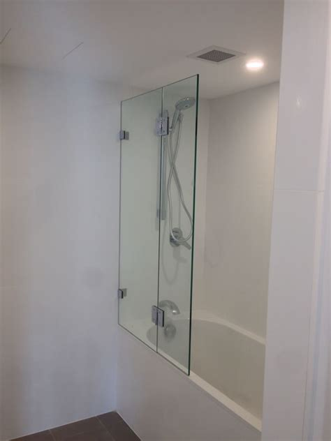 frameless bath shower screen frameless shower screens clearview glass