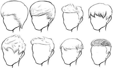 drawing 6 boy hairstyles by marryrdbsongs youtube male hair sketches fashion sketch n tutorial pinterest