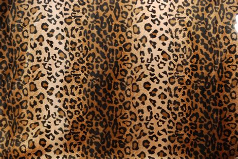 Leopard Print Fabric | leopard print faux fur fabric excellent quality 2 yards