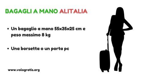 con easyjet posso portare una borsa bagaglio a mano alitalia peso e dimensioni vologratis org
