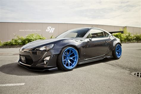 sr auto scion fr s rocket bunny custom widebody