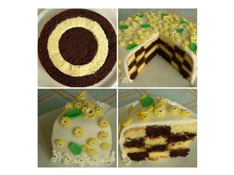 torte pasta di zucchero con fiori ricetta torta a scacchi decorata con fiori in pasta di