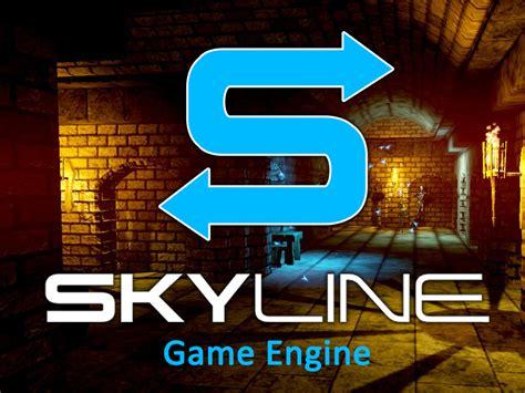 game engine mod support skyline game engine mod db