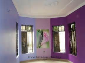 living room colors in green image