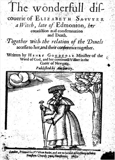 The Witch of Edmonton, by Thomas Dekker, John Ford and