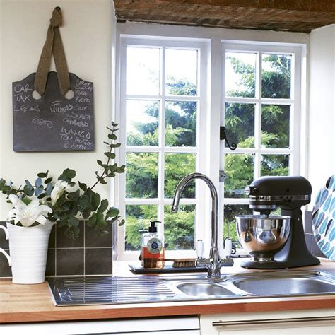country kitchen windows country kitchen sink kitchen window housetohome co uk