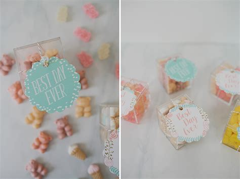 Wedding Favors Diy by Diy Wedding Favor Boxes Green Wedding Shoes