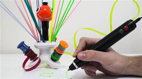 Printer 3d Plastik 3ders org the renegade 3d printing pen turns recycled plastic bottles and bags into 3d