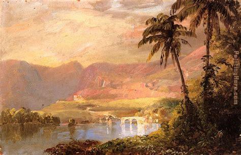 frederic edwin church tropical landscape painting anysize