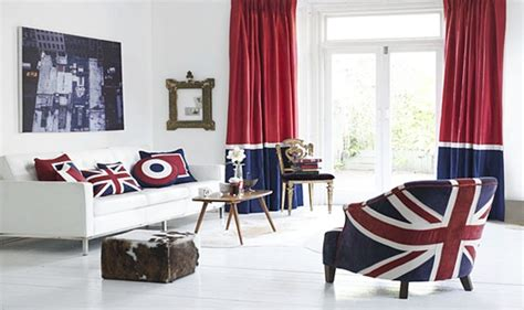 decorar una casa in ingles decoraci 243 n de estilo ingl 233 s para casas con estilo union jack
