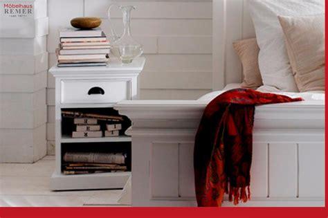 Nachttisch Landhausstil by Nachttisch Halifax Im Landhausstil Wei 223 Mit Schublade