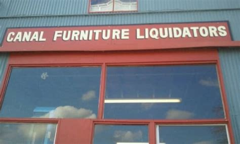 canal furniture liquidators thrift stores new orleans