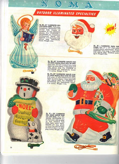 1959 noma lites catalog 1500 free paper dolls for