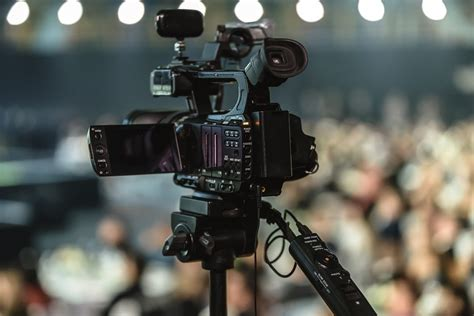 Lens Equipment Video Digital 183 Free Photo On Pixabay