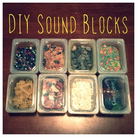 room in minnesota that blocks sound diy sound blocks the box of and sensory activities