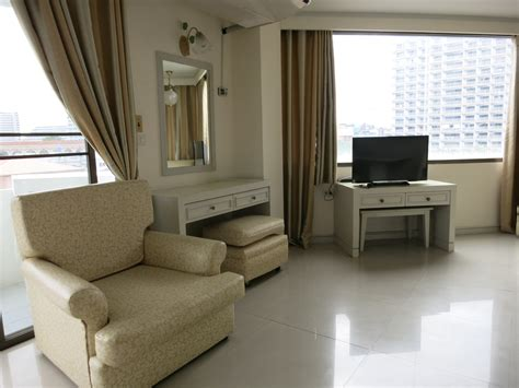Rent A Hotel Room For A Month by Monthly Rental Jomtien Longstay Hotel