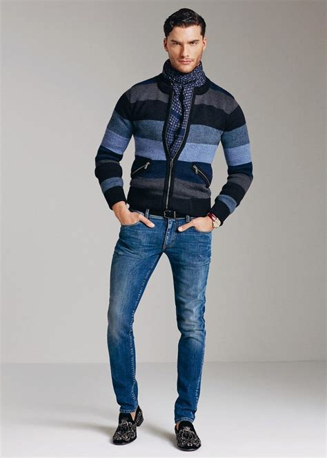 prestigious men s wearing winter collection by dolce