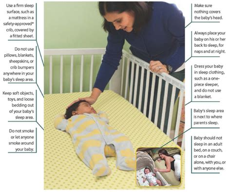 is it safe for baby to sleep in swing preventing sudden infant death syndrome through safe sleep