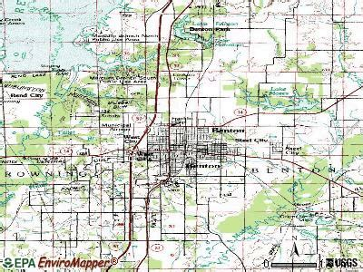 Benton Franklin Detox by Benton Illinois Il 62812 62897 Profile Population