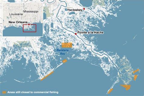 louisiana map beaches empty nets in louisiana three years after the spill cnn